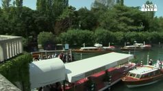 Venezia, oggi al via con 'First man' e 'Sulla mia pelle'