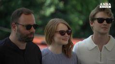 Festival di Venezia, il giorno di Emma Stone