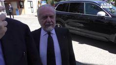 Il Bari riparte con De Laurentiis
