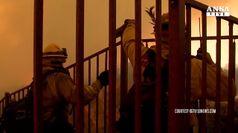 Incendi California, 21mila evacuati da Orange County