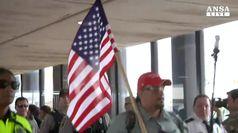 Ultradestra a Washington, contro-marcia senza incidenti