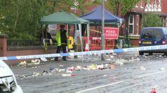 Manchester: notte di violenza a rave caraibico, 10 feriti