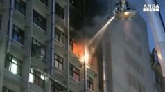 Taiwan, 14 morti nell'ospedale in fiamme