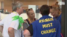 Ryanair: sciopero 'europeo', cancellati 400 voli