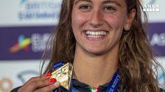 L'Italia che vince: vasca, remo e pista e' una pioggia d'oro