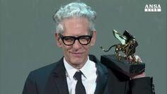 Leone d'oro a Cronenberg