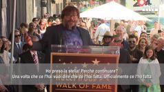 Trump pezzo di m..!: un esplosivo Jack Black alla Walk of Fame