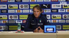 Mancini: prima gli italiani