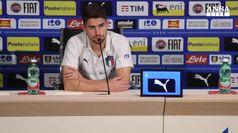 Calcio: Azzurri; Jorginho