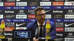 Roma-Chievo, Di Francesco: