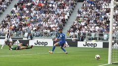 Si sblocca Ronaldo, doppietta al Sassuolo