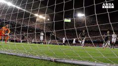 Champions, Ronaldo espulso per una manata