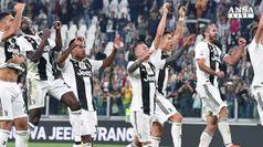 Serie A, 7/a giornata: bene Juve, Roma e Inter