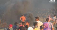 Gaza, due palestinesi uccisi al confine Sud
