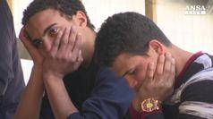 Tentativi di suicidio tra bimbi in campo profughi