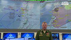 Abbattuto un aereo russo in Siria, Mosca accusa Israele