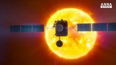 Solar orbiter svelera' i segreti dei poli del sole