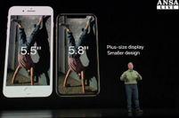 Arrivano nuovi iPhone e Watch, Apple si fa 'maxi'