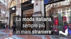 La moda italiana sempre piu' in mani straniere