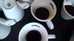 Lavazza presenta primo caffe' per la casa biologico