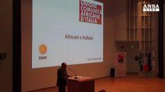 Migranti, Unione comunita' africane, 'cambiamo paradigma'