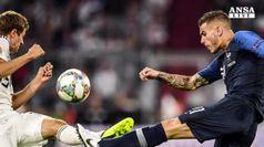 Nations League, stasera Italia - Polonia