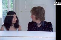 Immagine, la visione di Yoko Ono e John Lennon
