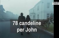78 candeline per John