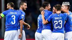 Nations League: 1-0 alla Polonia, l'Italia evita la Serie B