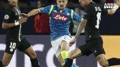 Champions: pari amaro per il Napoli, Inter ko con il Barca