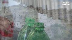 Stop all'acqua potabile a Matera