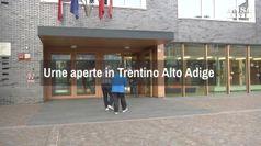 Elezioni provinciali oggi in Trentino Alto Adige