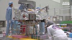 Pronta missione verso Mercurio, prima volta dell'Europa