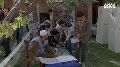 Sangue sul voto in Afghanistan, per esplosione almeno un morto