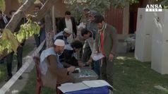 Afghanistan alle urne, e' strage