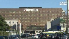 Alitalia: offerta Fs.Lufthansa pronta ma non con Governo