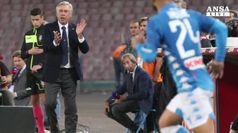 Il Napoli ospita l'Empoli per anticipo di Serie A