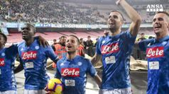 Serie A, il Napoli travolge l'Empoli
