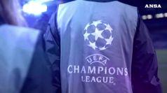 Champions League, stasera in campo Inter e Napoli