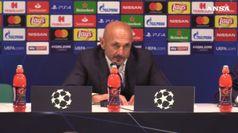 Champions: 1-1 per Napoli e Inter con Psg e Barcellona