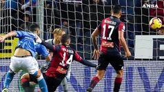 Napoli ok e Torino ko, stasera Milan-Juve