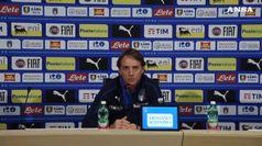 Mancini, Italia d'attacco per battere il Portogallo