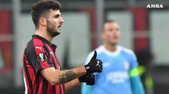Europa League: Milan batte Dudelange a San Siro