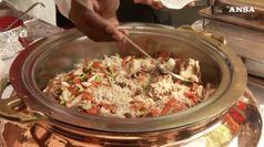 Piu' della meta' degli italiani consuma piatti etnici