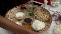 Piu' del 50% degli italiani mangia stabilmente etnico