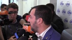 Intesa su terra dei fuochi, Salvini firma e va via