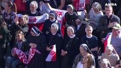 Papa torna su questione donne e Chiesa,'ampliare spazi'