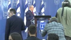 Netanyahu assume Difesa, non e' momento crisi di governo