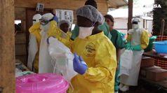 Epidemia ebola nella Repubblica Democratica del Congo
