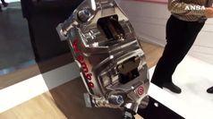 Ecima, Brembo lancia pinza da strada ispirata a MotoGp